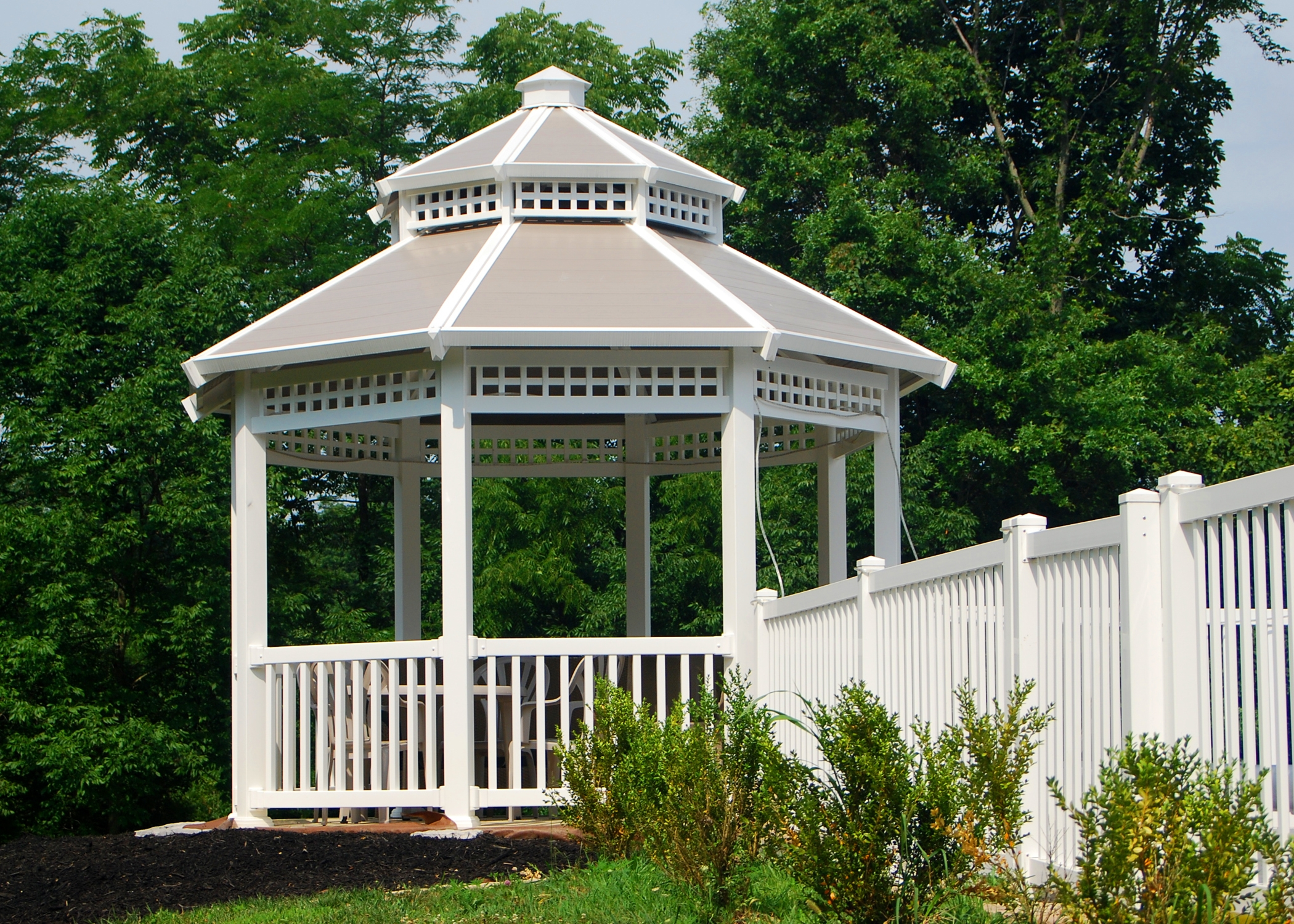 Gazebos- Sold Out For The 2018 Season
