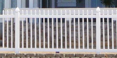 Abbington™ Picket Fence