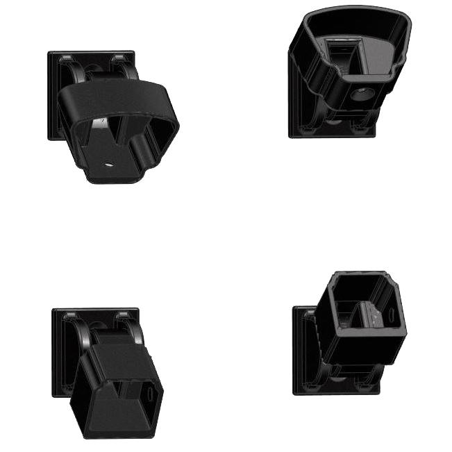stair rail brackets adjustable stair brackets weatherables. Black Bedroom Furniture Sets. Home Design Ideas