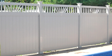 Annapolis™ Privacy Fence