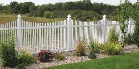 Barrington™ Picket Fence