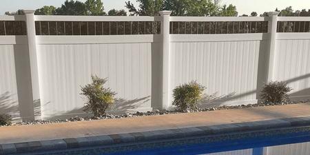 Bradford™ Privacy Fence