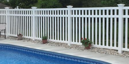 Captiva™ Pool Fence