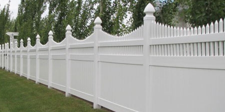 Halifax Vinyl Privacy Fence Weatherables