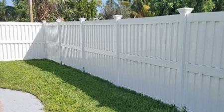 Largo™ Privacy Fence