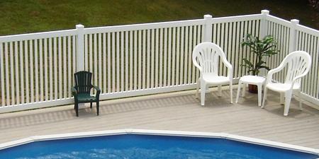 Neptune™ Pool Fence