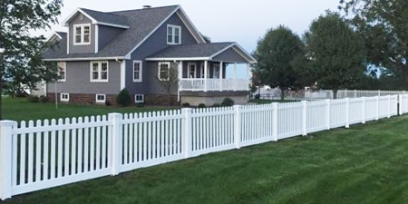 Plymouth™ Picket Fence