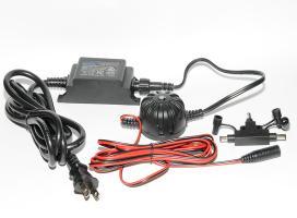 12 Watt Power Supply with Photo Eye