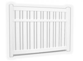 Alden Semi-Privacy Fence