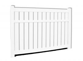 Glendale Semi-Privacy Fence