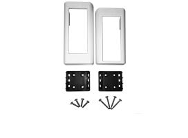 Deck Board Stair Bracket Set