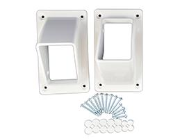 "2"" x 3.5"" 1-Piece Stair Set"