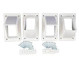 "2"" x 3.5"" 1-Piece Stair Kit"