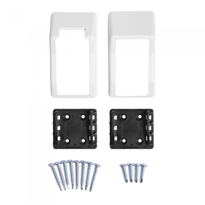 "Premium Brackets - 2"" x 3.5"" 2-Piece Stair Set"