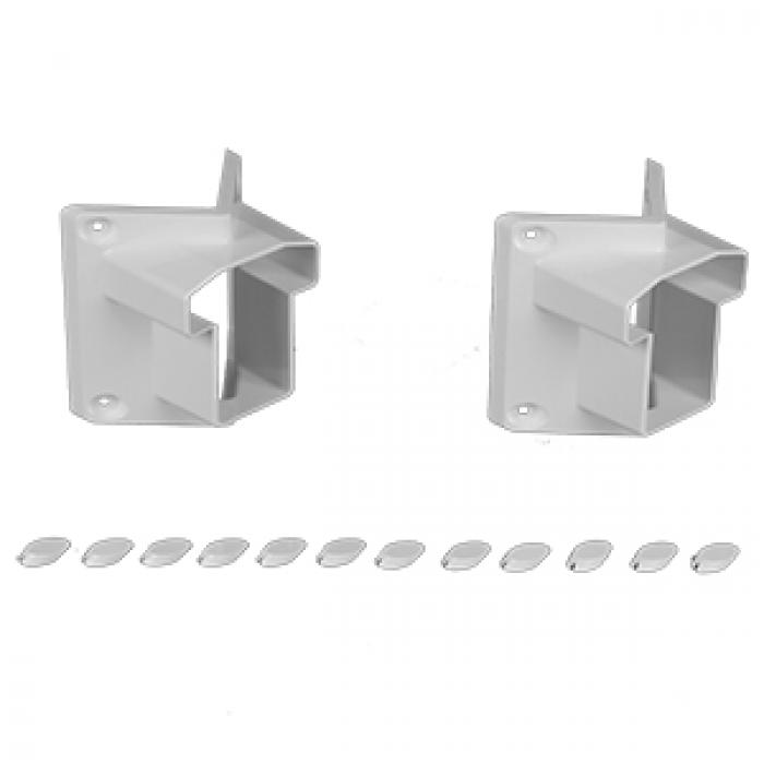 Classic Bracket Adapters - 45° T-Rail Bracket Adapter