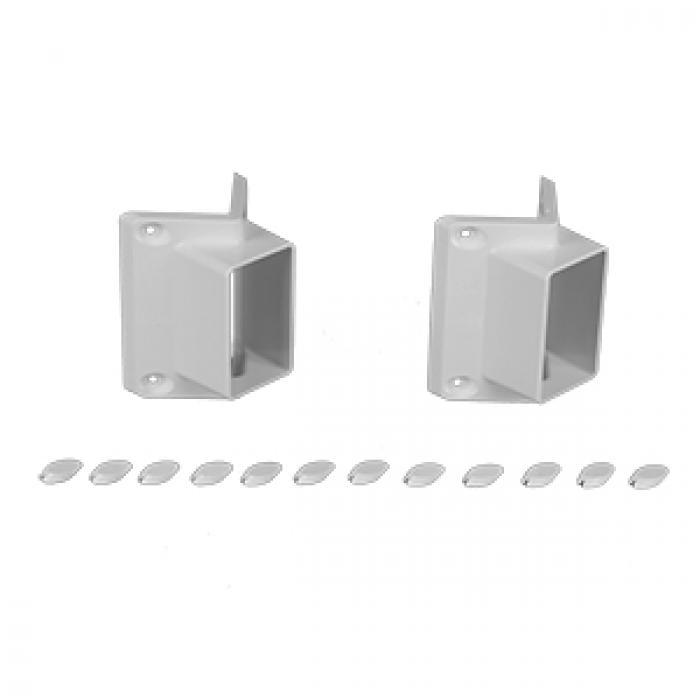 "Classic Bracket Adapters - 45° 2"" x 3.5"" Bracket Adapter"