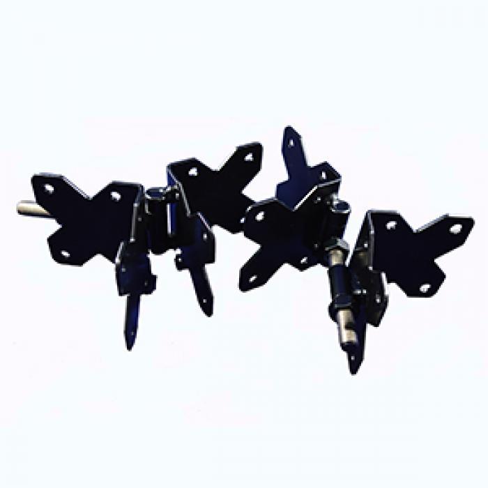 Gate Hinges - Stainless Steel Adjustable Hinges