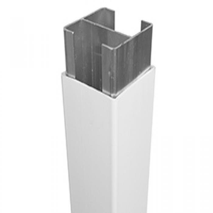 Outdoor Gate Accessories - Aluminum Gate Post Inserts