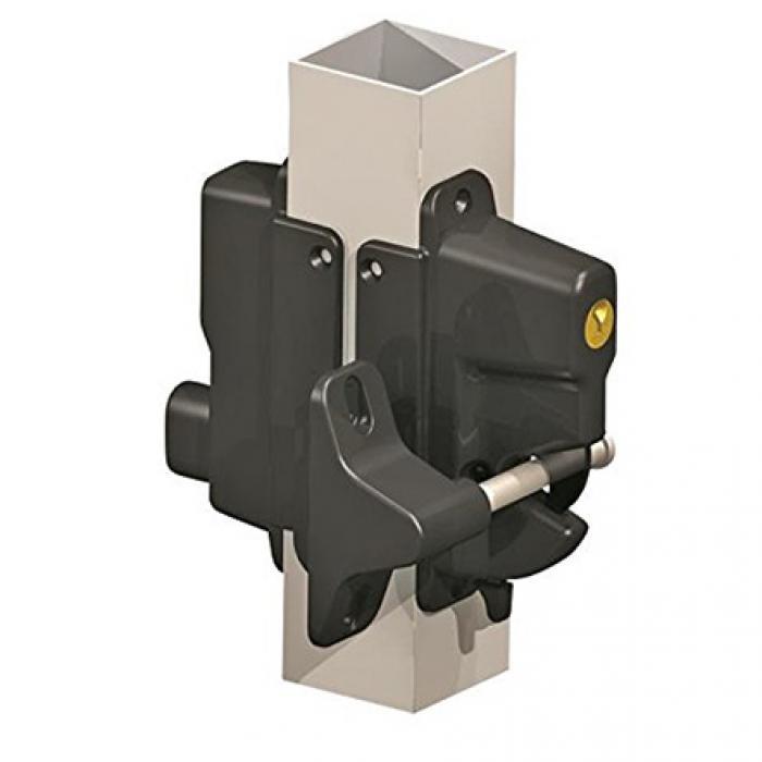 Keystone Advantage Two Sided Lockable Latch