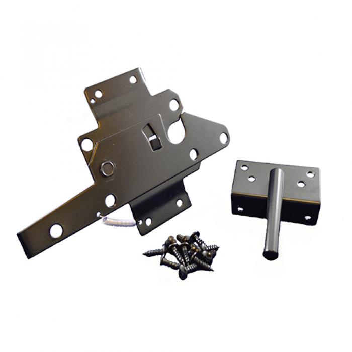 Gate Latches - Stainless Steel Post Latch