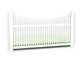 Barrington Picket Fence