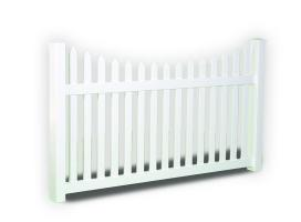 Ellington Picket Fence