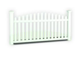Sanibel Picket Fence