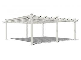 Freestanding Pergolas - Weston™ (single beam)