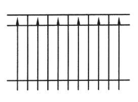 Toledo Aluminum Fence