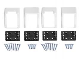 "2"" x 3.5"" 2-Piece Stair Kit"