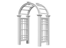 Arched Top Arbors