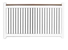 Lancaster Deck Board Railing