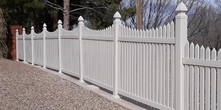 Richmond™ Picket Fence