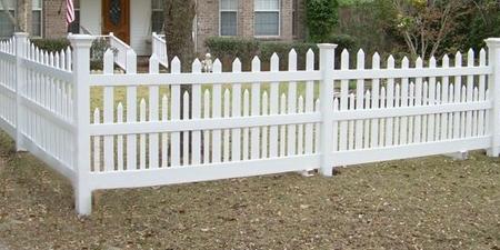 Salem™ Picket Fence