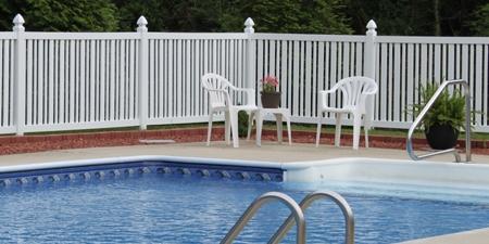 Sarasota™ Pool Fence