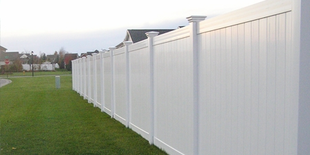 Savannah® Privacy Fence