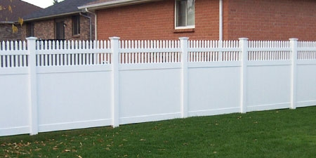 Tremont™ Privacy Fence