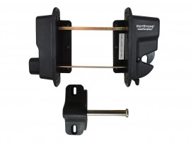 Weatherables Keystone -  Two Sided Lockable Latch