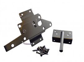 2-Way Commercial Grade Stainless Steel Latch