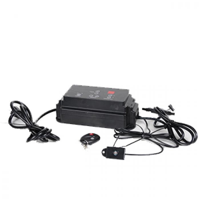 Power Supplies - LED Plug and Play - 50 Watt Power Supply with Photo Eye, Timer & Remote