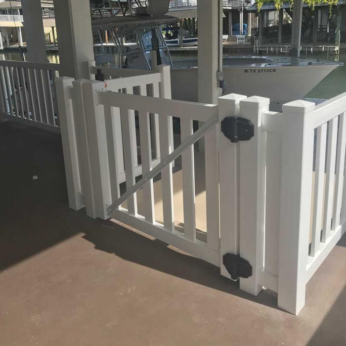 Captiva Pool Fence -  4' High