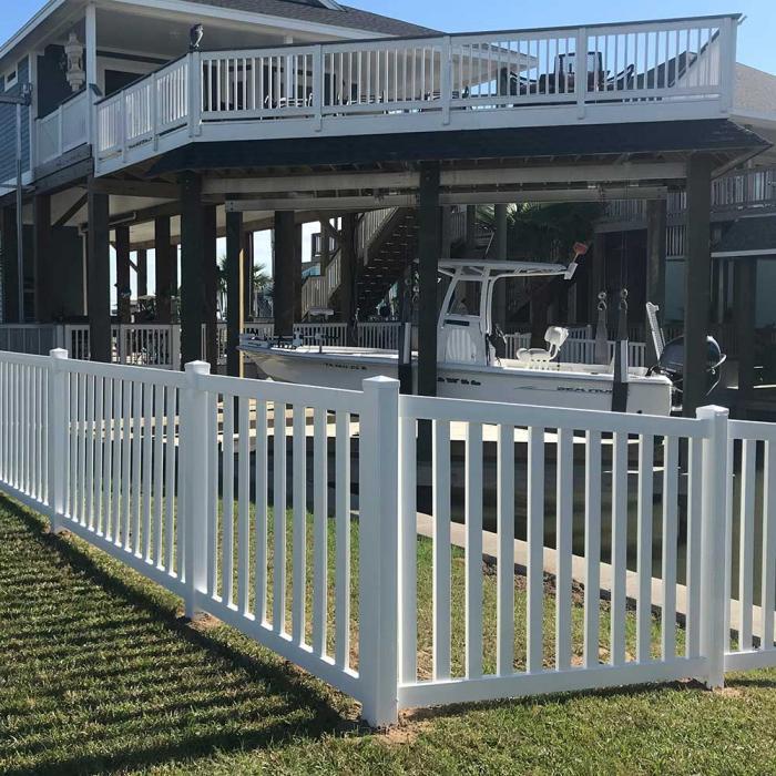 5' Captiva™ | Vinyl Pool & Patio Fence | Weatherables