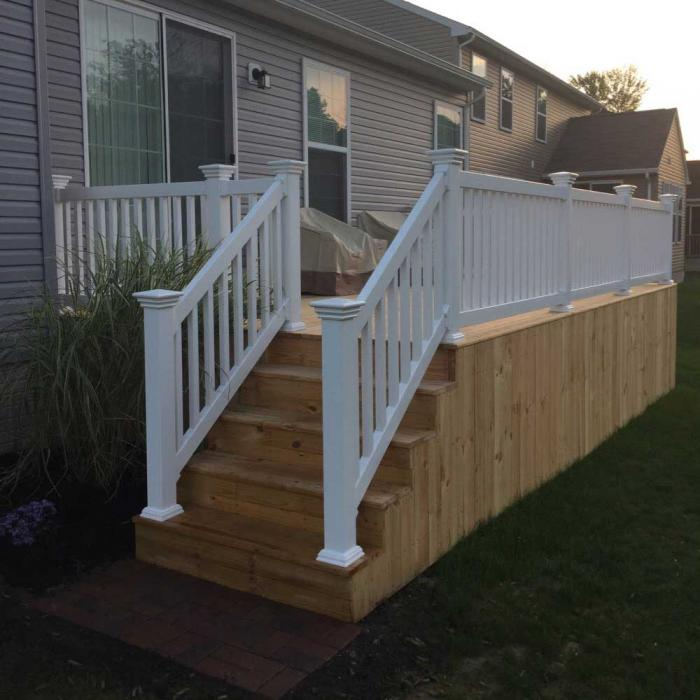 Berkshire Railing - 42'' High