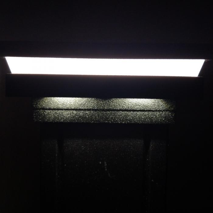 Low Voltage LED Post Caps - Ornamental Combination
