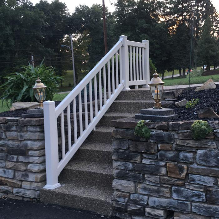 "Greenwich Railing - 42"" High"