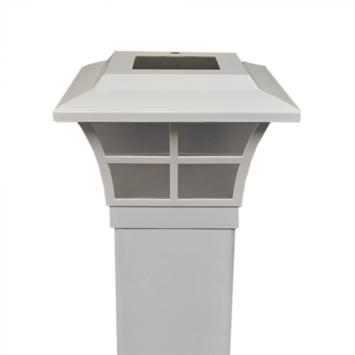 Prestige Solar Post Cap Lights