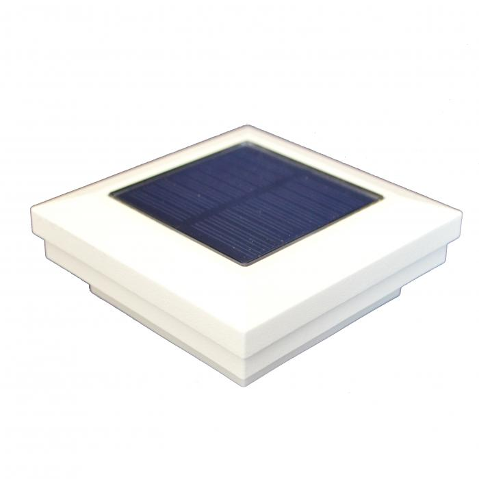 Solar Post Caps - Ornamental Downward Solar