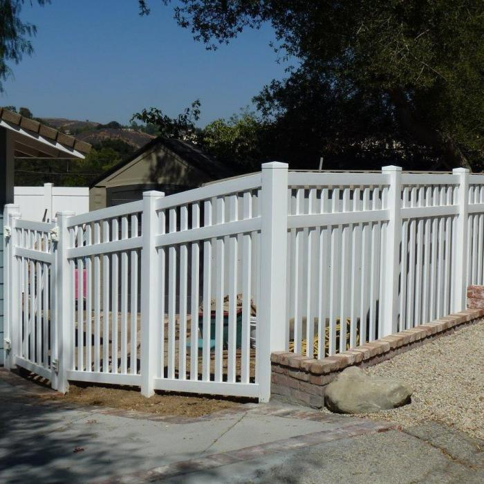 Captiva Pool Fence - 5' High