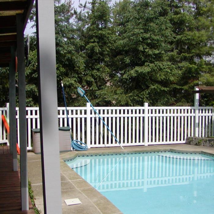 Captiva Pool Fence - 5' High