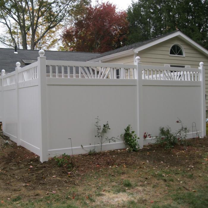 Annapolis Privacy Fence - 6' High